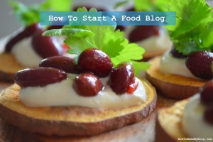 food-blogging