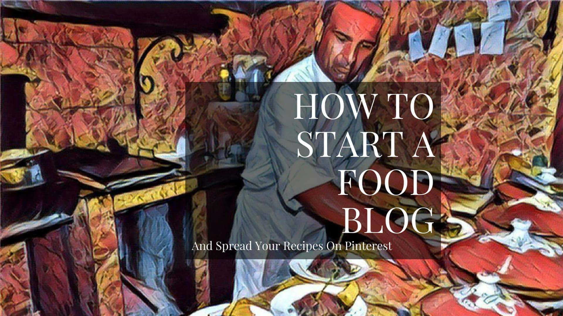 Starting a food blog is a great way to document your recipes, share your love for cooking with others and become an even better and more creative cook.