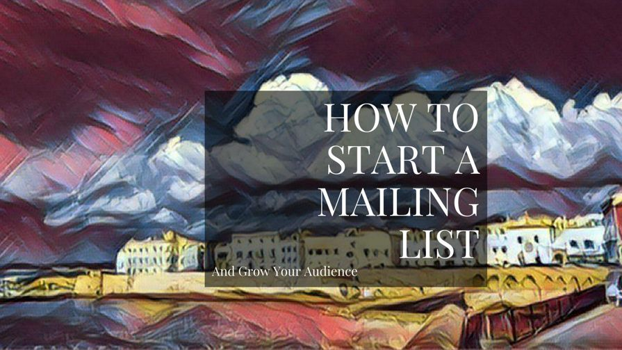Email Marketing 101: How To Grow Your Blog Audience