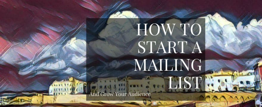Email Marketing For Bloggers 101