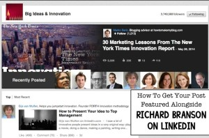 How I Got My Post Featured On LinkedIn Publishing Platform
