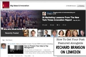 How I Got My Post Featured On LinkedIn Publishing Platform
