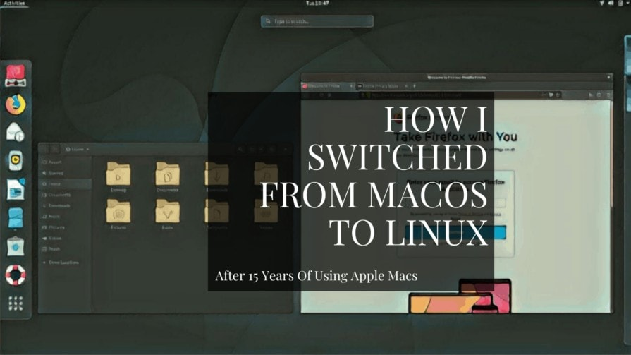 How I switched from macOS to Linux after 15 years of Apple
