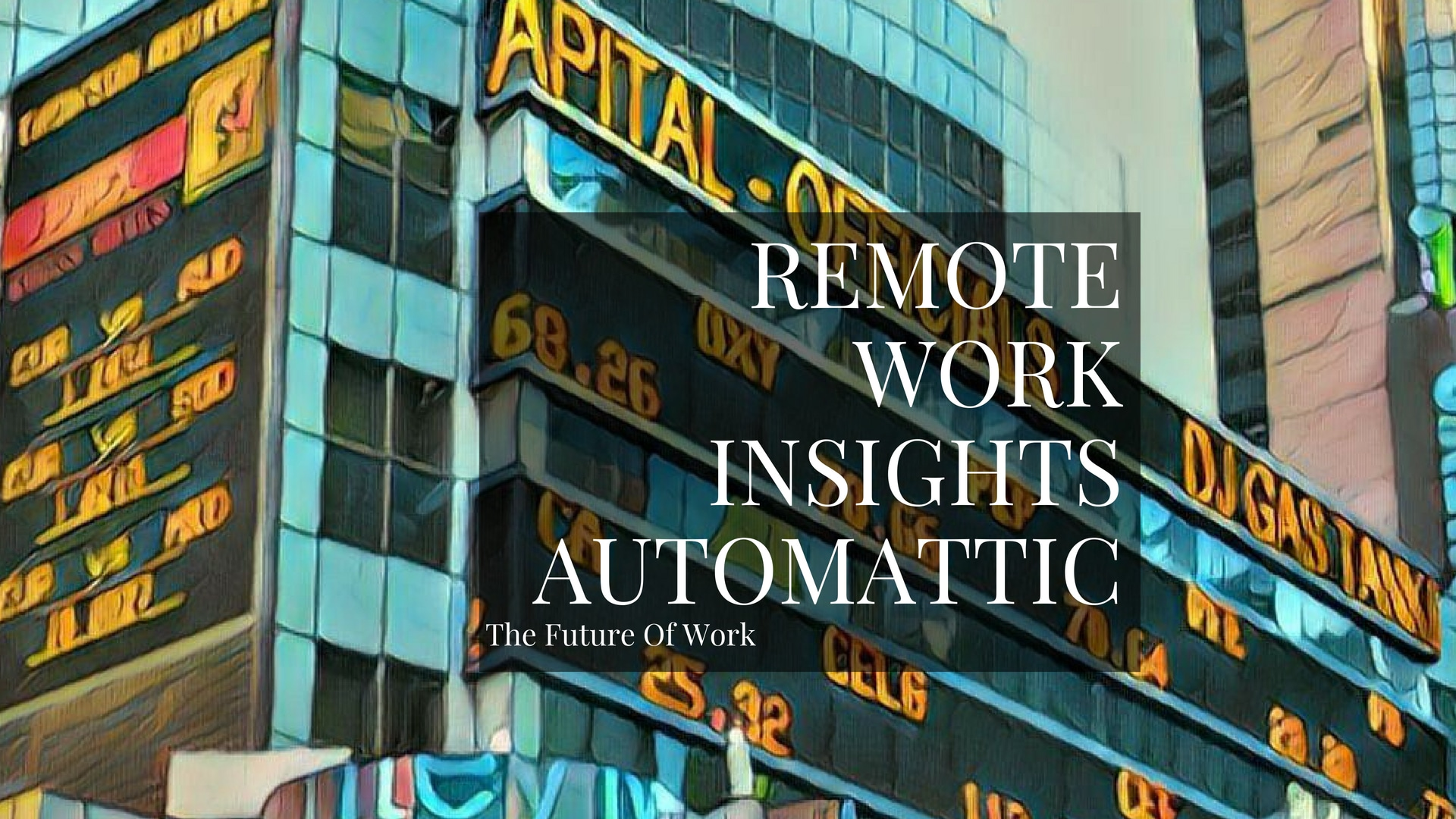 10 Remote Work Insights From Matt Mullenweg's Automattic