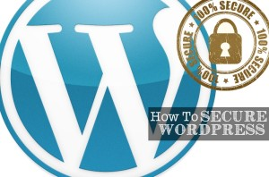 11 Quick Steps To Make WordPress Safe And Secure