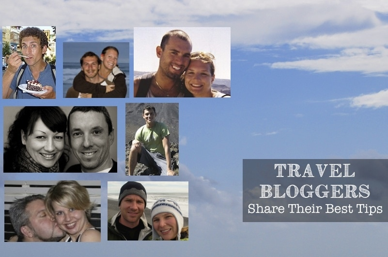 Travel bloggers share tips